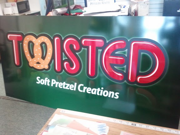 routed PVC sign by lake graphics of berwick maine