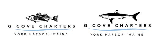 Logo Design York Maine Charter Company
